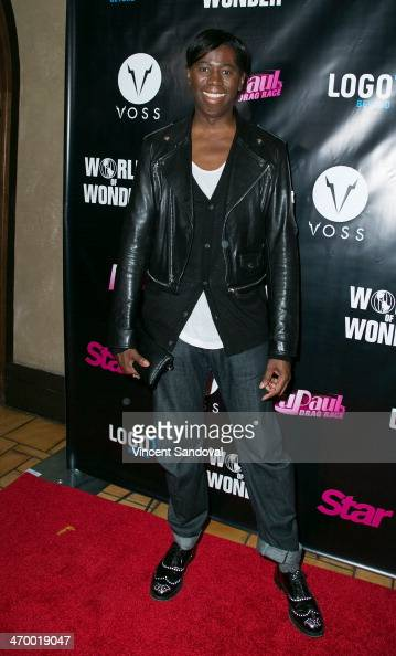 Tv personality J Alexander attends Logo's 'RuPaul's Drag Race' season 6 premiere party at Hollywood Roosevelt Hotel on February 17 2014 in Hollywood...