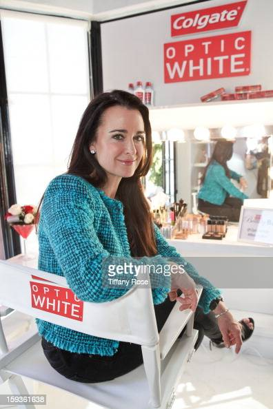 Kyle richards stock photos and pictures getty images for A rossi salon boca raton