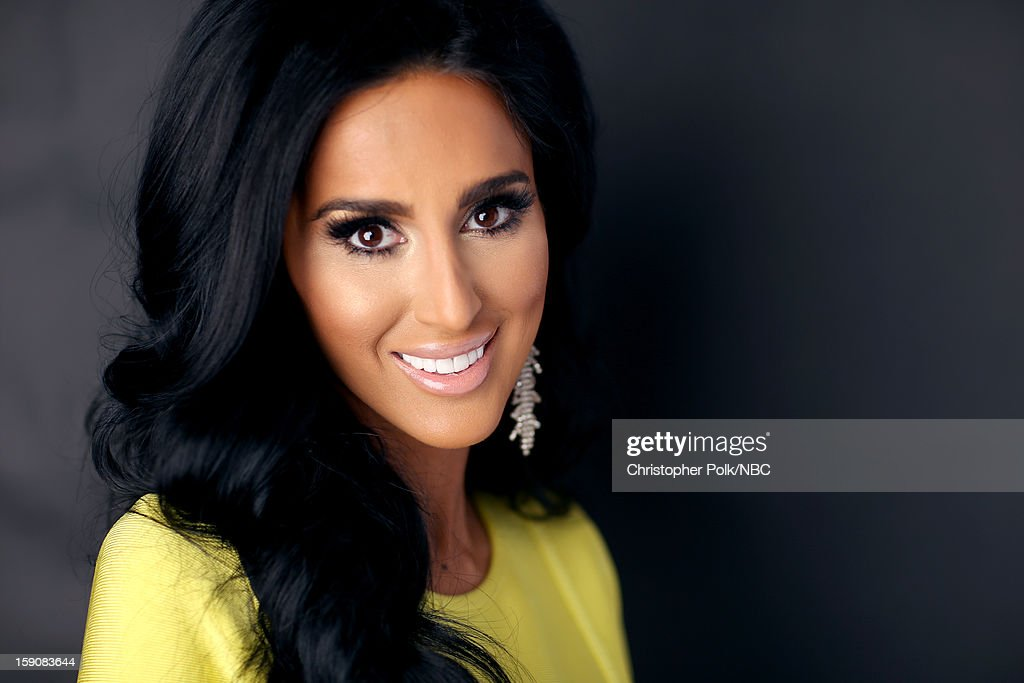 Tv personality Lilly Ghalichi attends the 2013 Winter TCA Tour- Day 4 at The Langham Huntington Hotel and Spa on January 7, 2013 in Pasadena, California.