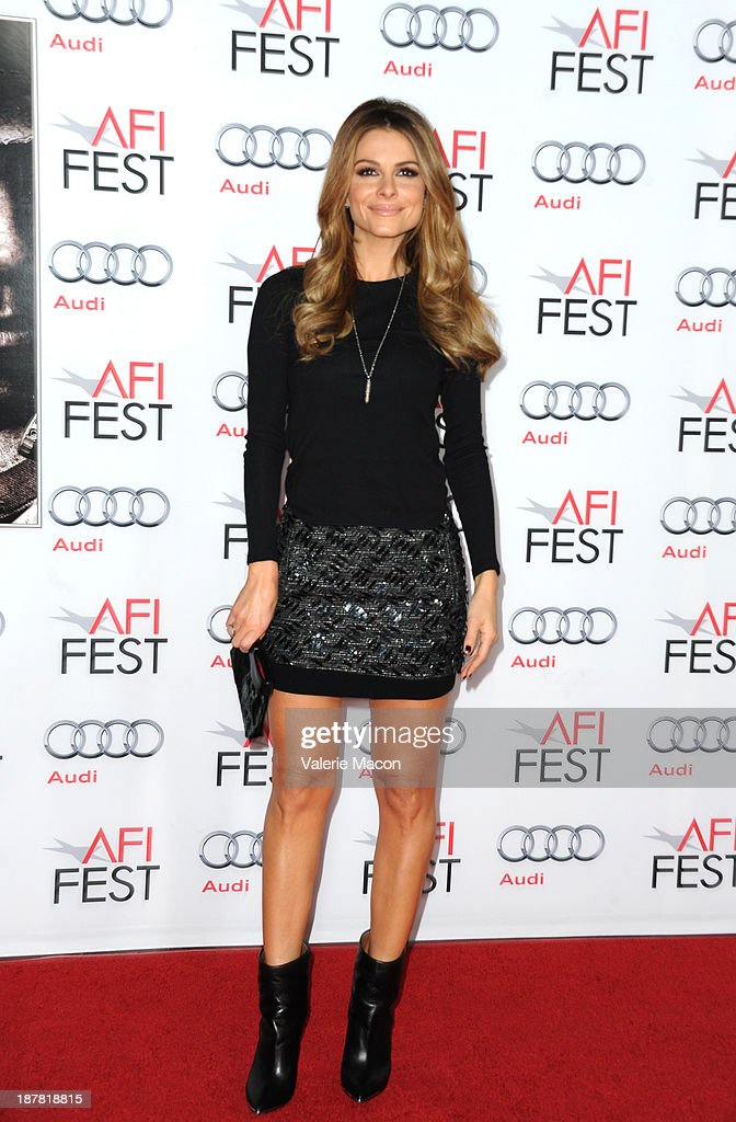 Tv personality <a gi-track='captionPersonalityLinkClicked' href=/galleries/search?phrase=Maria+Menounos&family=editorial&specificpeople=203337 ng-click='$event.stopPropagation()'>Maria Menounos</a> attends the premiere for 'Lone Survivor' during AFI FEST 2013 presented by Audi at TCL Chinese Theatre on November 12, 2013 in Hollywood, California.