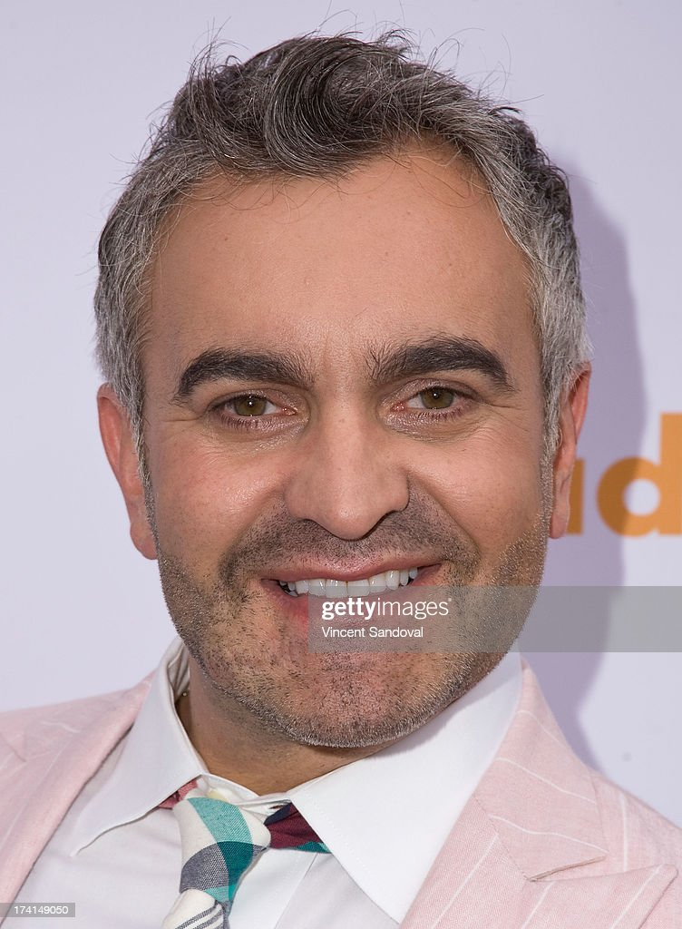 Tv personality Martyn Lawrence Bullard attends GLAAD's annual food-themed fundraiser 'GLAAD Hancock Park' on July 20, 2013 in Los Angeles, California.