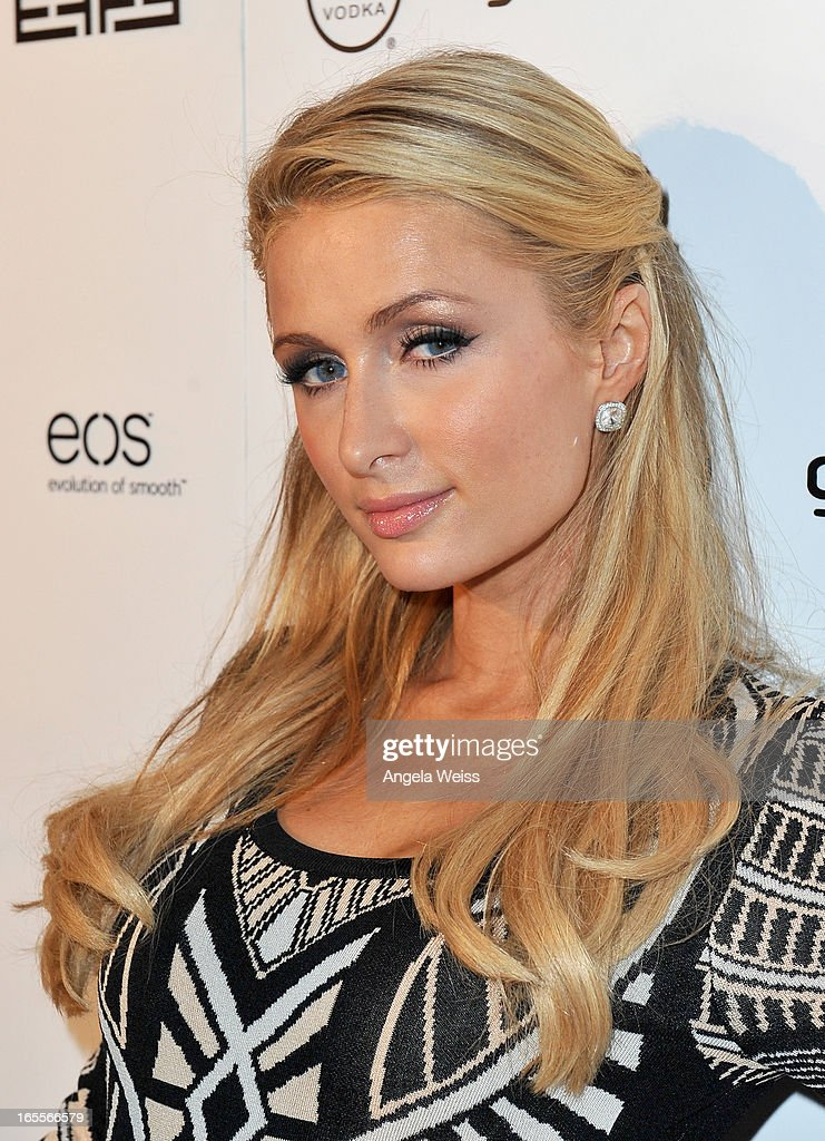 Tv personality Paris Hilton attends Star Magazine's Hollywood Rocks event held at Playhouse Hollywood on April 4, 2013 in Los Angeles, California.
