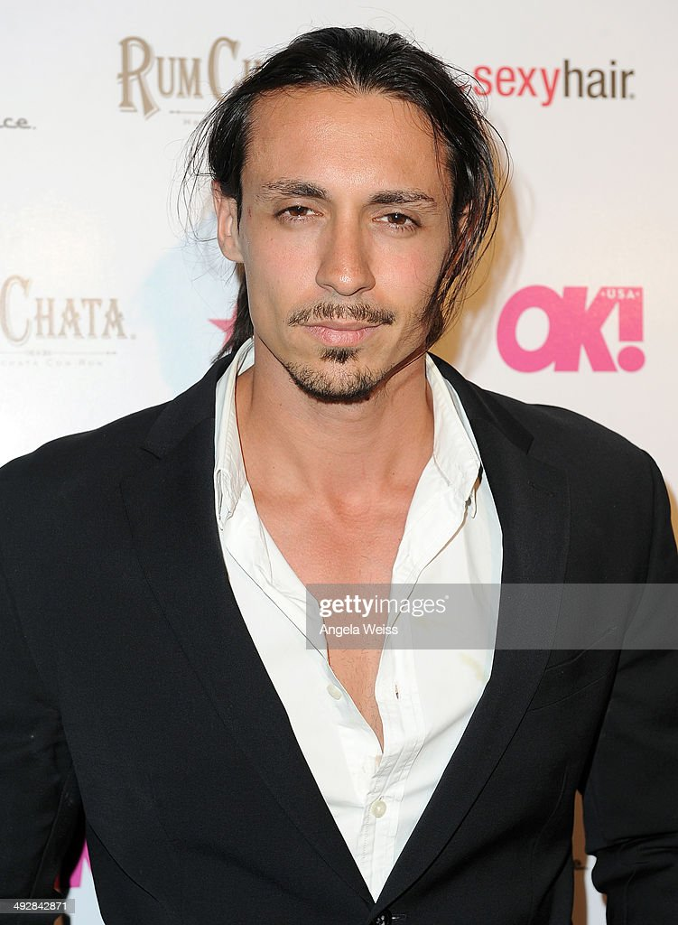 Tv personality Peter Madrigal attends OK Magazine's So Sexy L.A. Event at LURE on May 21, 2014 in Los Angeles, California.