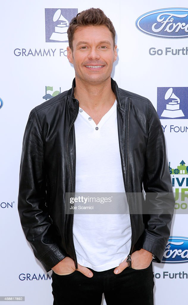 Ryan Seacrest, Ford, The Recording Academy And GRAMMY Foundation Celebrate National Semi-Finalist For The Music Educator Award