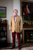 Tv presenter and broadcaster Terry Wogan is photographed for the Mail on Sunday on August 14 2015 at his home in Berkshire England
