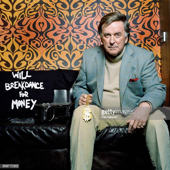 Tv presenter and broadcaster Terry Wogan is photographed for the Telegraph on January 6 2006 in London United Kingdom