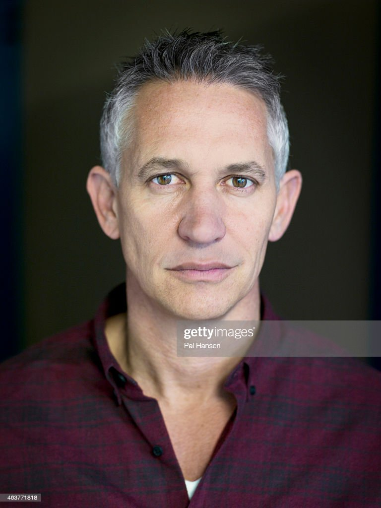 Tv presenter and former professional footballer <a gi-track='captionPersonalityLinkClicked' href=/galleries/search?phrase=Gary+Lineker&family=editorial&specificpeople=67211 ng-click='$event.stopPropagation()'>Gary Lineker</a> is photographed for the Sunday Times magazine on December 3, 2013 in London, England.