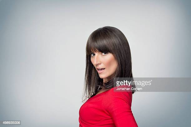 Tv presenter Davina McCall is photographed on September 24 2014 in London England