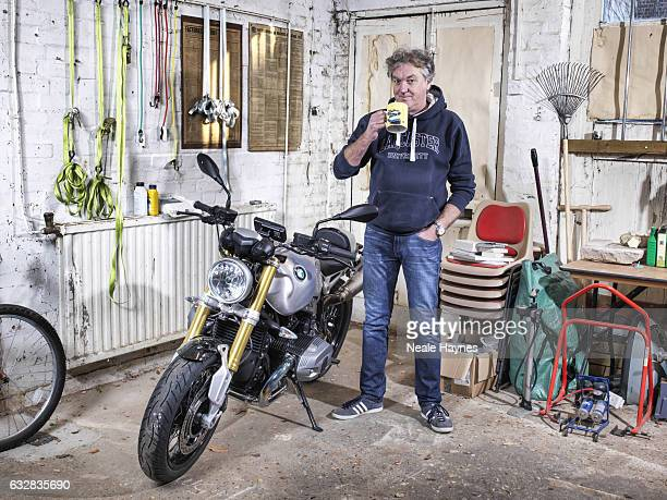 Tv presenter James May is photographed for the Times on December 19 2016 in London England