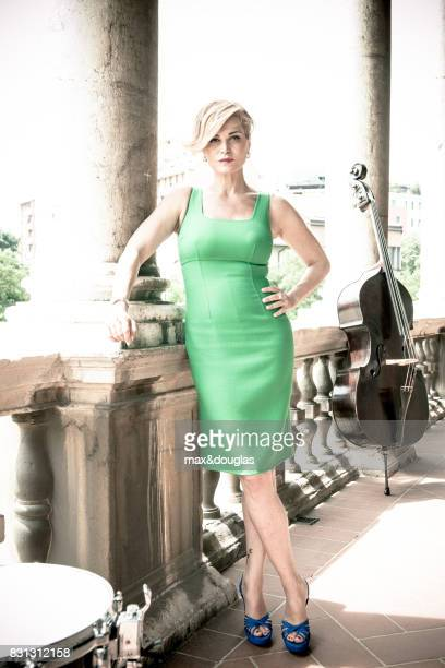 Tv Presenter Simona Ventura is photographed for A Magazine on June 1 2012 in Milan Italy
