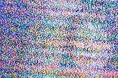 Tv static pattern