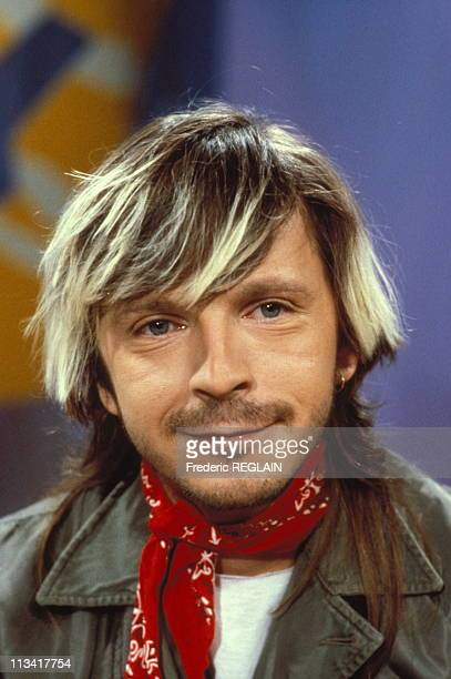 Tv 'Top 50' Renaud On December 3th 1985 In ParisFrance