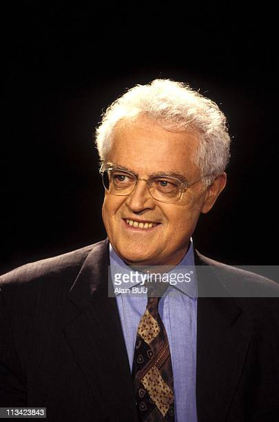 Tv '7 On 7' Lionel Jospin In July 1995