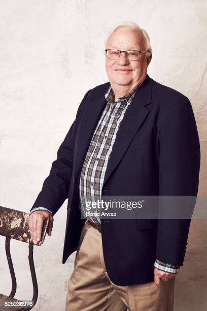 Tweed Roosevelt of PBS's 'Into the Amazon' poses for a portrait during the 2017 Summer Television Critics Association Press Tour at The Beverly...
