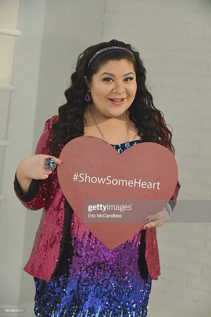AUSTIN & ALLY - #SHOWSOMEHEART - Tween and teen stars of Disney Channel and Disney XD champion kindness and generosity of spirit towards others in 'Show Some Heart' video messages to be posted on the young actors' Twitter feeds and @DisneyChannelPR beginning today, February 8. The popular stars share how they 'Show Some Heart' and encourage others to share their own acts of kindness via #ShowSomeHeart. RODRIGUEZ