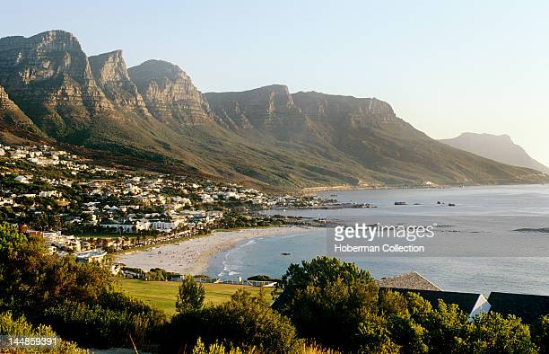 Twelve Apostles Camps Bay beach Atlantic Seaboard Cape Town