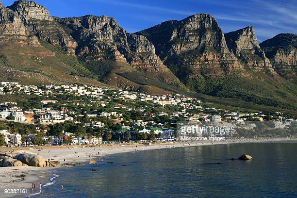 Twelve Apostles in Cape Town, South Africa