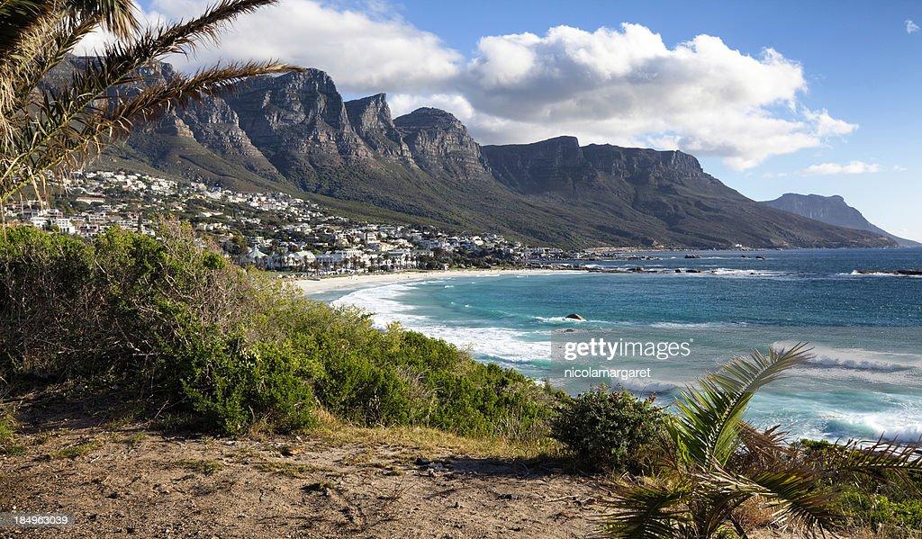'Twelve Apostles mountains, Cape Town'