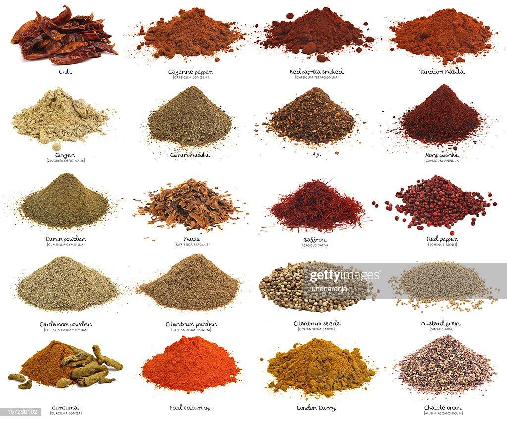 Twenty spices. XXXL. First part.