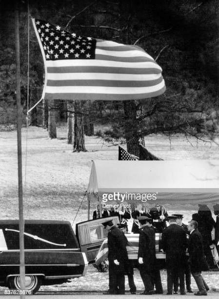Twenty years to the day after he was listed as Missing In Action Major Gordon Scott Wilson came home today and was laid to rest at the Air Force...