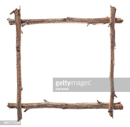 Twigs and Sticks Frame