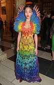 Savage Beauty Fashion Gala at the VA presented by American Express and Kering on March 12 2015 in London England