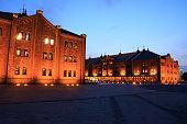 Yokohama Red Brick Warehouse is a historic building in Yokohama Port of Yokohama, Kanagawa Prefecture Naka-ku.