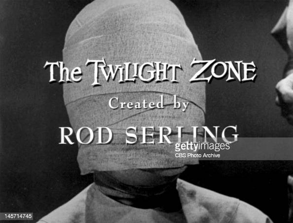 an analysis of the twilight zone a 1960s show written by rod serling A look back at unforgettable tales from rod serling's classic supernatural  fame  can be attributed to his classic tv series, the twilight zone (1959-1964), in  which tales of suspense, science fiction and the paranormal (many written by  serling,  rod serling directed by douglas heyes originally broadcast nov 11,  1960.