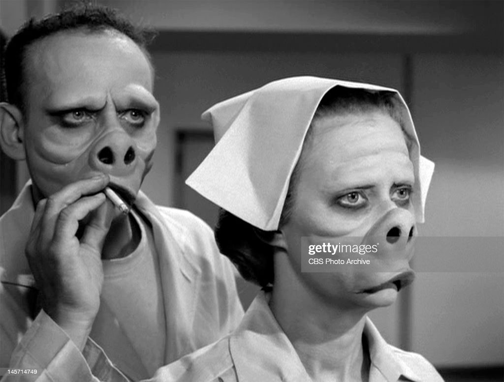 eye of the beholder twilight zone This is a clip from the episode of the twilight zone entitled eye of the beholder,  episode 6 of season 2, which first aired on november 11,.
