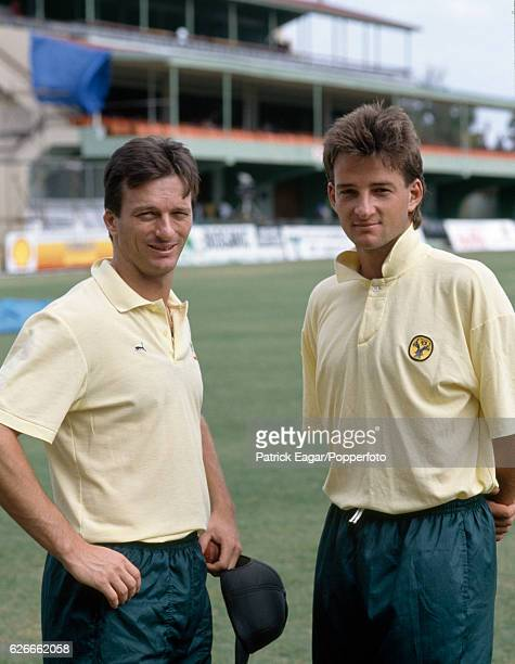 steve waugh and mark relationship test