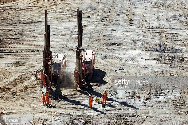 Twin Drilling