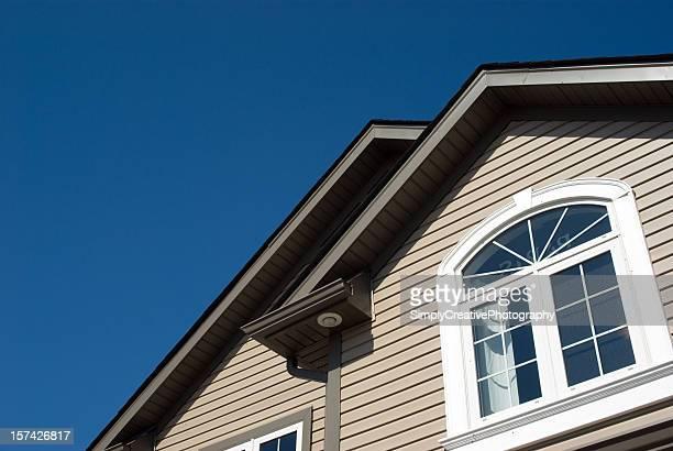 Twin House Peaks