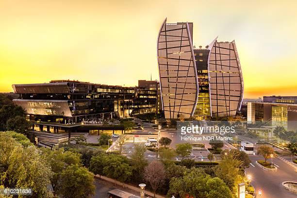 Twin Towers in Sandton City, Johannesburg