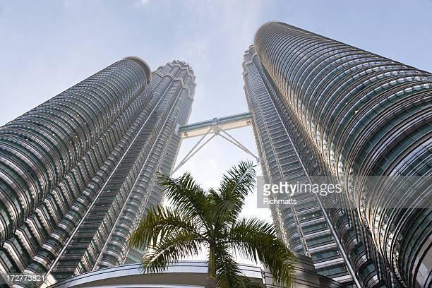 Twin Towers of Kuala Lumpur