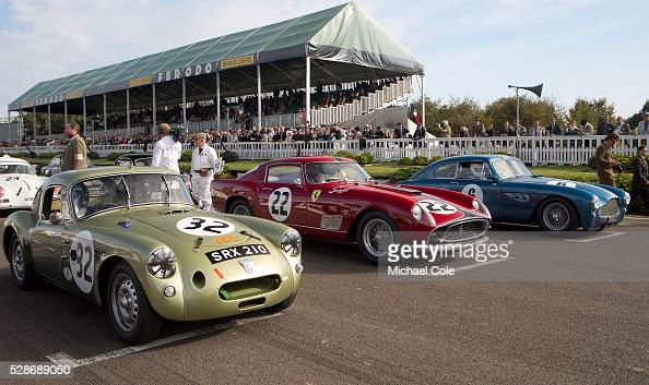 uk goodwood revival festival pictures getty images. Black Bedroom Furniture Sets. Home Design Ideas