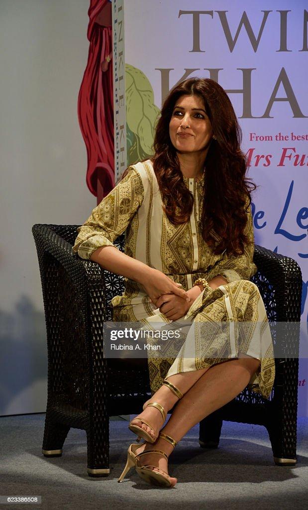 "Twinkle Khanna's ""The Legend Of Lakshmi Prasad"" - Book Launch"