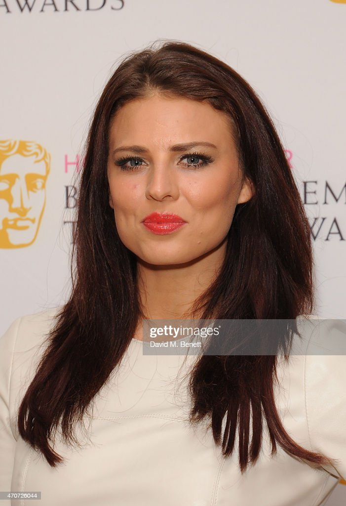 Twinnie Lee Moore attends the BAFTA Nominees Party at The Corinthia Hotel on April 22, - twinnie-lee-moore-attends-the-bafta-nominees-party-at-the-corinthia-picture-id470726044