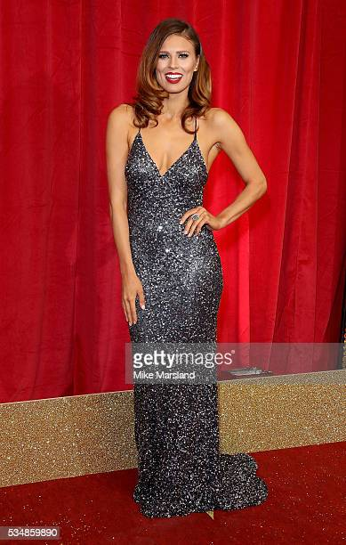 TwinnieLee Moore attends the British Soap Awards 2016 at Hackney Empire on May 28 2016 in London England