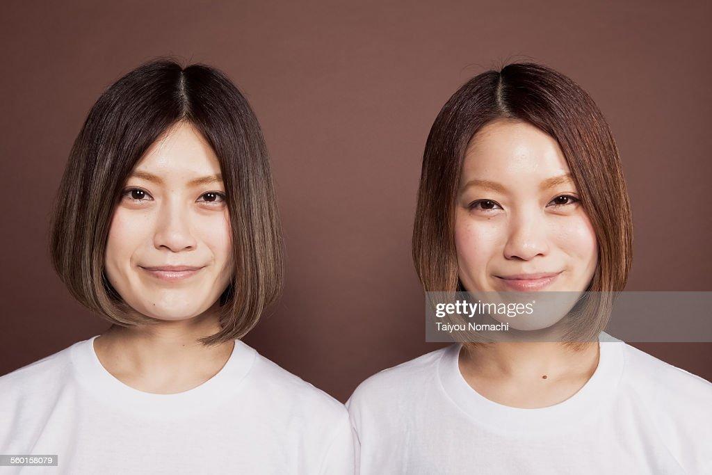twins : Stockfoto