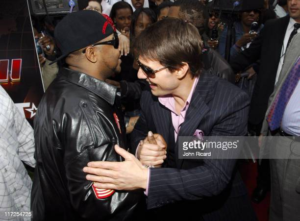 Impossible III Premiere Presented by BET's 106 Park at Magic Johnson Theater in New York City New York United States