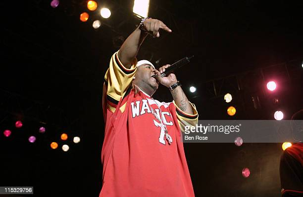 Twista during 11th Annual Music Midtown Festival Day 3 at Midtown and Downtown Atlanta in Atlanta Georgia United States