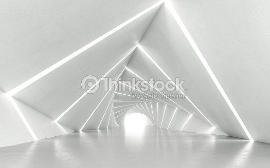 Twisted corridor : Stock Photo