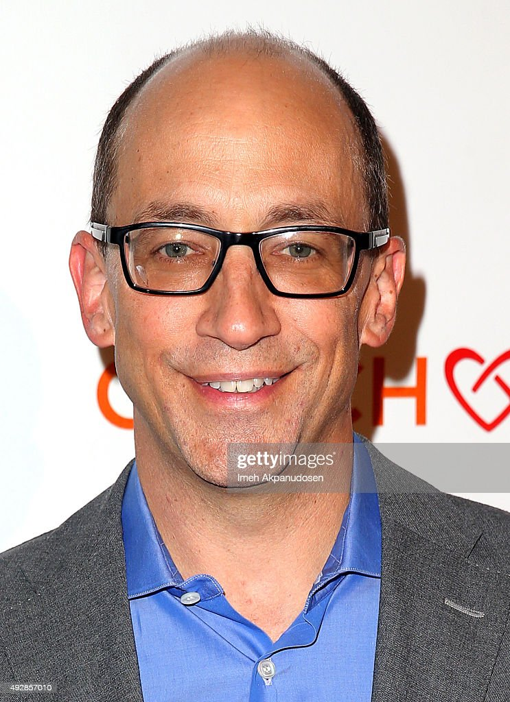 Twitter CEO and 'Heart and Humanity' Champion Dick Costolo attends the CoachArt 'Gala of Champions' at The Beverly Hilton Hotel on October 15 2015 in...