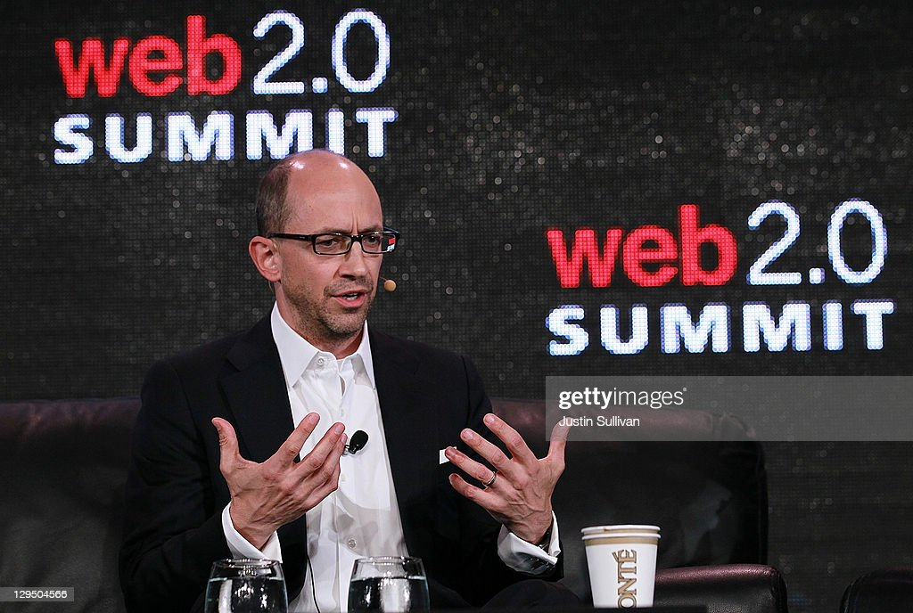 Twitter CEO Dick Costolo speaks during the 2011 Web 2.0 Summit on October 17, 2011 in San Francisco, California. The 2011 Web 2.0 Summit features keynote addresses by Internet and technology leaders and runs through Wednesday.