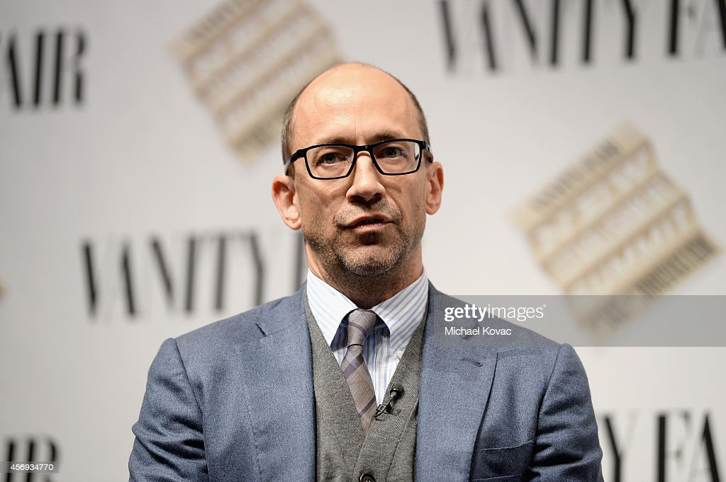 Twitter CEO Dick Costolo speaks onstage during 'Social Goes Global' at the Vanity Fair New Establishment Summit at Yerba Buena Center for the Arts on...