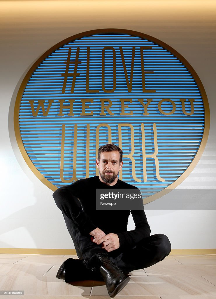 Twitter CEO <a gi-track='captionPersonalityLinkClicked' href=/galleries/search?phrase=Jack+Dorsey&family=editorial&specificpeople=5818892 ng-click='$event.stopPropagation()'>Jack Dorsey</a> poses during a photo shoot in Sydney, New South Wales.