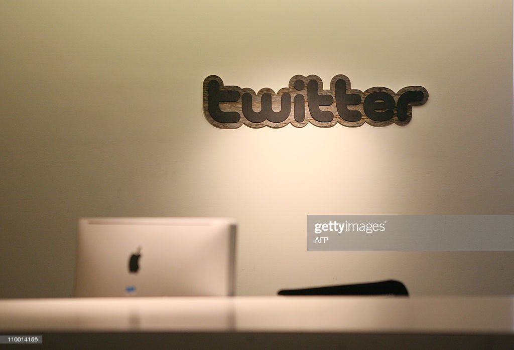 Twitter logo is displayed at the entrance of Twitter headquarters in San Francisco on March 11, 2011 in California A US judge on Friday ordered Twitter to hand over data of three users in contact with the controversial website WikiLeaks, rejecting arguments the move violated freedom of speech and privacy. President Barack Obama's administration obtained a court order last year seeking information from the Twitter accounts as it considers action against WikiLeaks, which has released a flood of secret diplomatic documents. AFP Photo / Kimihiro HOSHINO