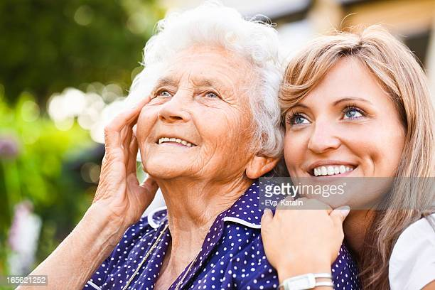Deux belles femmes