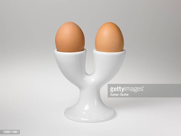 Two Boiled Eggs.