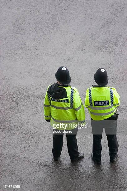 Two British Policemen